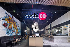 SushiCo Zorlu Center