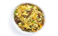 Curry Rice with Beef