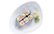 Avacado Sake Roll 6 Pieces