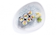 Unagi Avocado Roll 6 Pieces