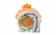 Two Way Salmon Roll 5 Pieces
