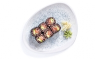 Kinoa Sake Roll 6 Pcs