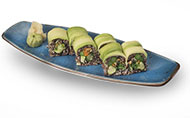 Kinoa Avocado Roll (6 Pieces)