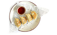 Shrimp Gyoza (4 Pcs)