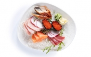 Deluxe Sashimi Set (13 Pcs)