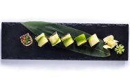 Kinoa Avocado Roll