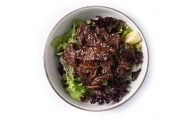 Beef Salad with Caramelized Onions